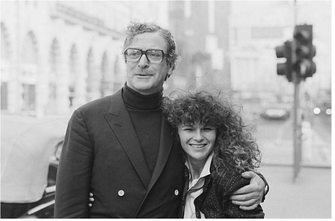Happy birthday Julie Walters With Michael Caine at the Baftas, for Educating Rita, February 1984. Photo: Popperfoto
