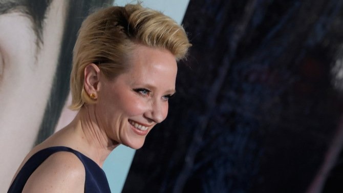 """.@AnneHeche cast in NBC pilot """"For God and Country"""""""