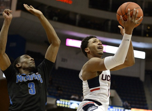RT @SportzEdge: Is #UConn really going to make another late run at the NCAA's? https://t.co/eEOBDG2uuk https://t.co/IzRDID6OSw