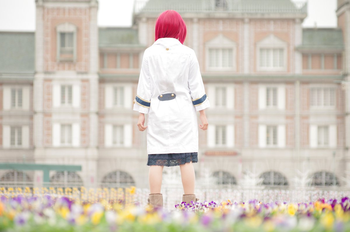 【赤髪の白雪姫】きっとこの想い、鮮やかに繋がっていく白雪*空音()photo by古閑 紅