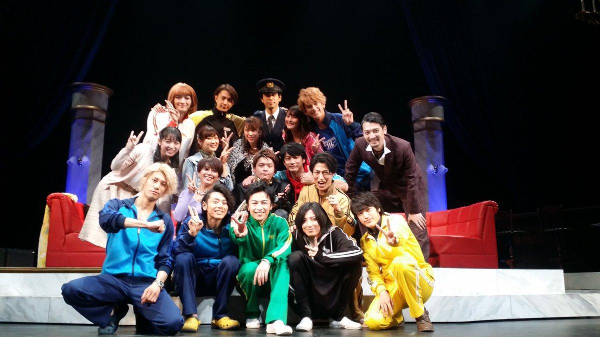 昨日無事に舞台「さらば俺たち賞金稼ぎ団」の千秋楽を終えました。来て下さった皆様、本当にありがとうございました(*^^*)