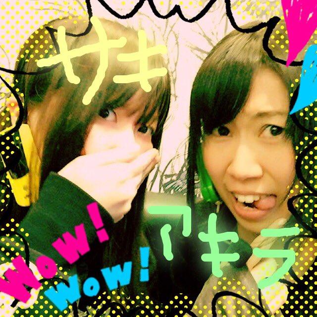 今日!2月23日 定期ライブにて!!サキアキラ 殴り込み!!重大発表アリマスセトリ☆・Rising Hope/魔法科高校