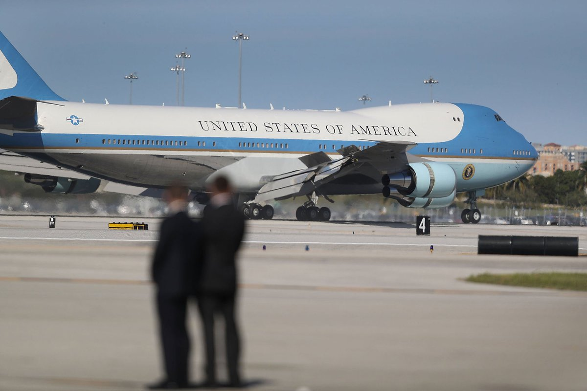 The U.S. Air Force is stumped by Trump's claim of $1 billion in savings on jet
