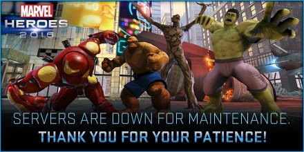 Server is down for maintenance heroes and generals что делать