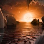 Astronomers find seven Earth-size planets where life is possible