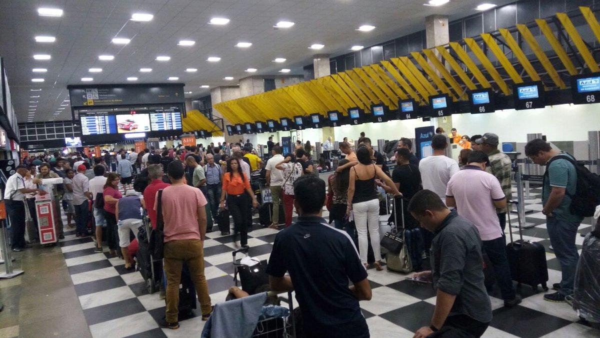 Aeroporto Sp : Sp: congonhas: fechamento de 2 horas durante a noite deixa