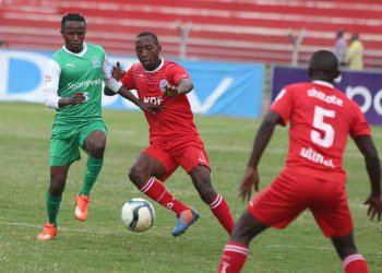 Ulinzi Stars' John Kago to miss the Confederations Cup match against Smouha of Egypt