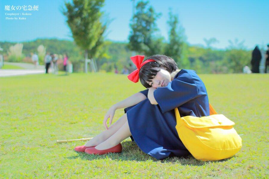 【魔女の宅急便/キキ】Photo by クク さん#cosplay #cosplayer #Anime #StudioG