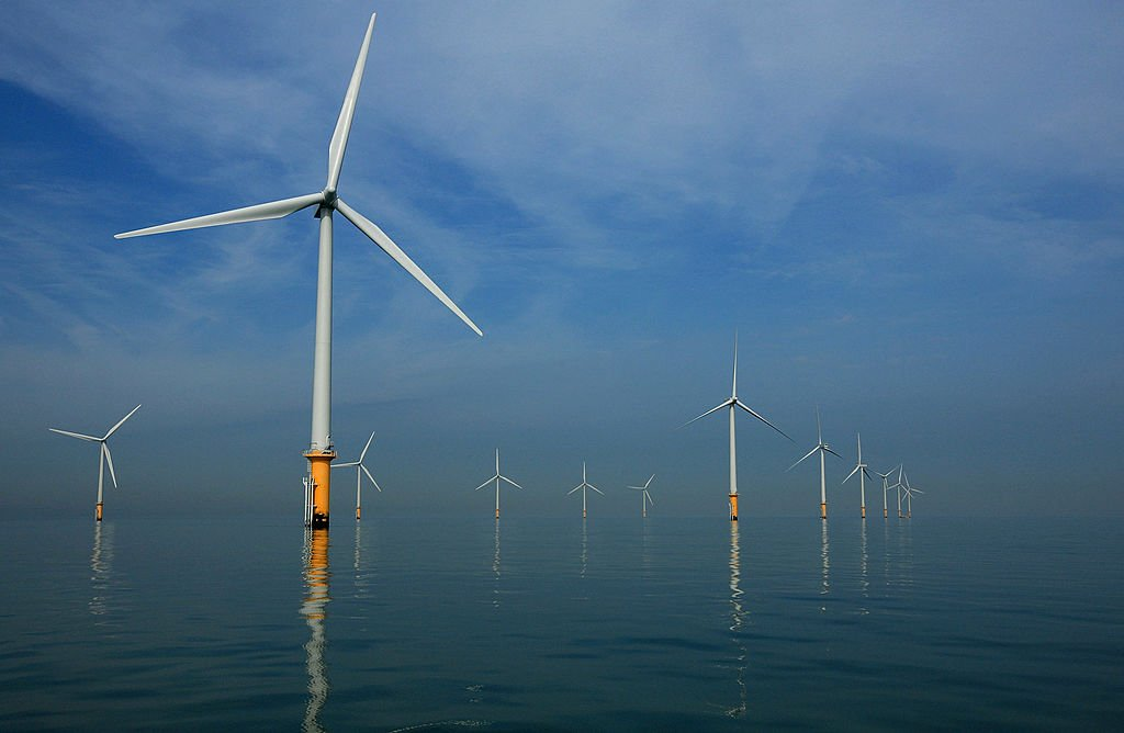 Shell may contract to build offshore wind farms in Britain and across Europe