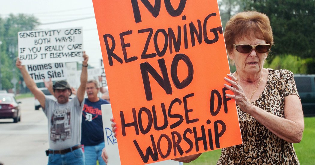 Muslim Group Wins Right to Build Mosque in Michigan City