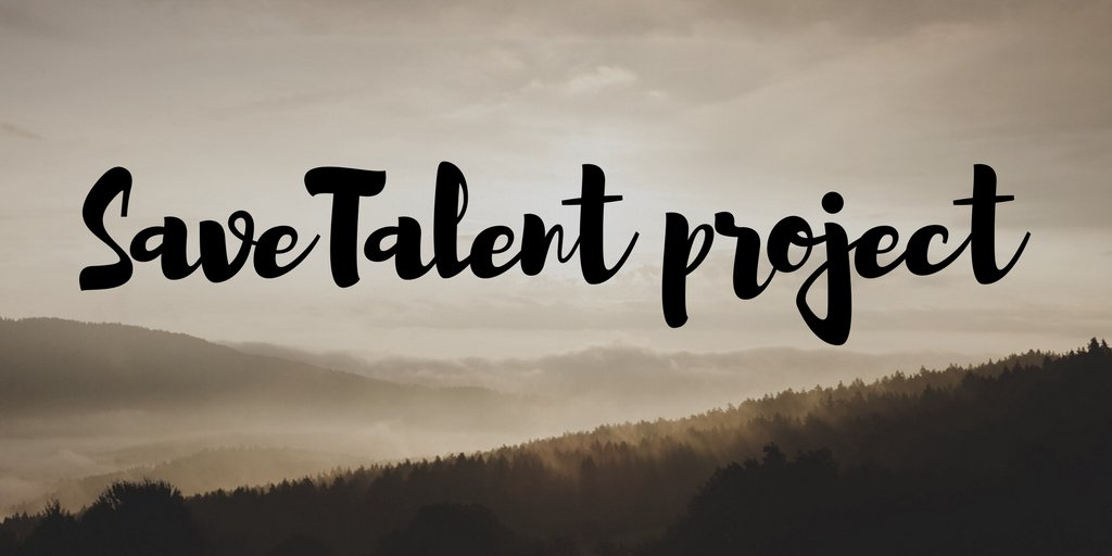 Introducing : Project #SaveTalent. Helping startup employees handle the layoff mess.  https://t.co/OAocL5CypC