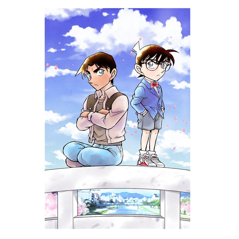 """「#名探偵コナン 92 DVD付き限定版」が本日予約開始!2016年に放送され、大反響となったアニメ「エピソード""""ONE"""