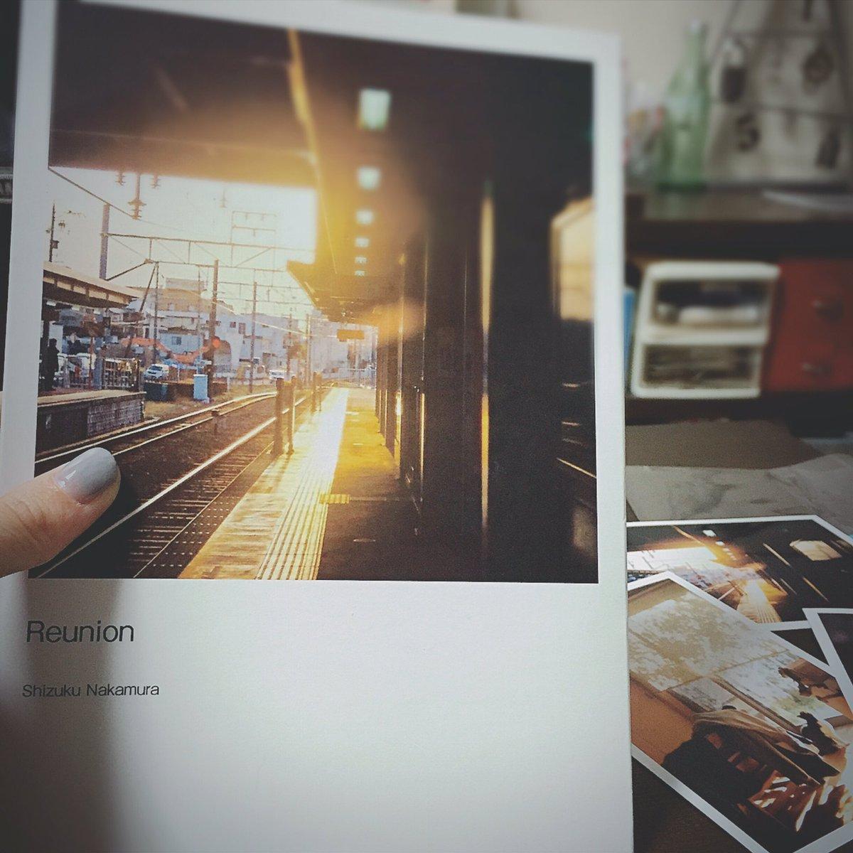 しずくちゃんのフォトブック届いた〜〜っ温かい光がいっぱい詰まってるなーっ素敵な一冊◎にやにやしてるっお手紙も写真も一緒に