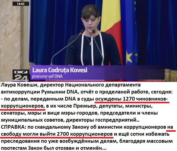 Лаура ковеши она сажала по одному коррупционеру в день 32