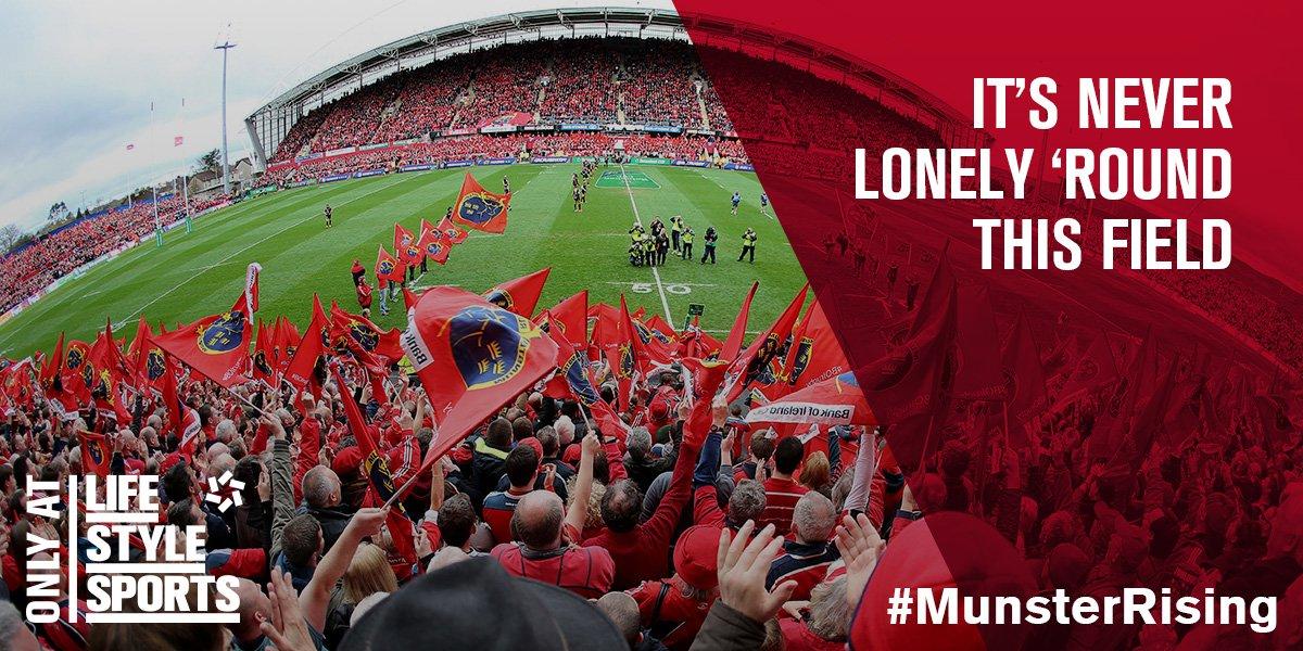 We win together, we lose together, we stand together, we are together! #MunsterRising #MUNvSCA https://t.co/rf6JT6JXm2