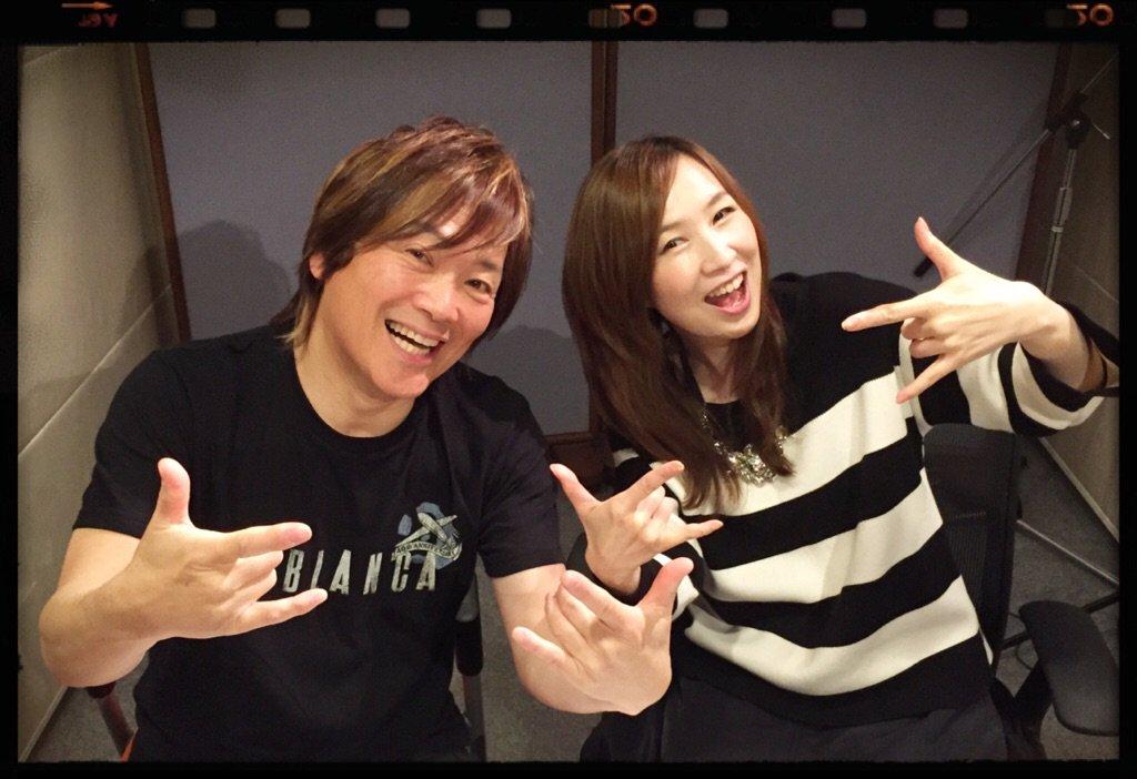 USEN C59チャンネル「森口博子のアニソンの金字塔」ゲストはドラゴンボールZでお馴染み影山ヒロノブさん!それぞれのオ