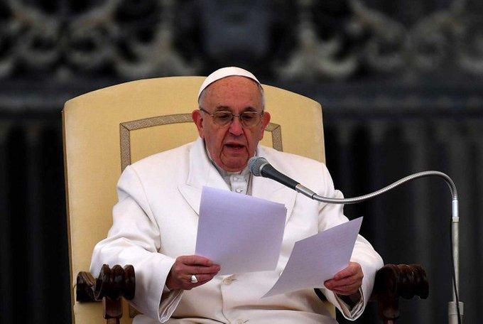 Papa Francisco sugere que é 'melhor ser ateu do que católico hipócrita' https://t.co/tuE2qGuPA6 #G1