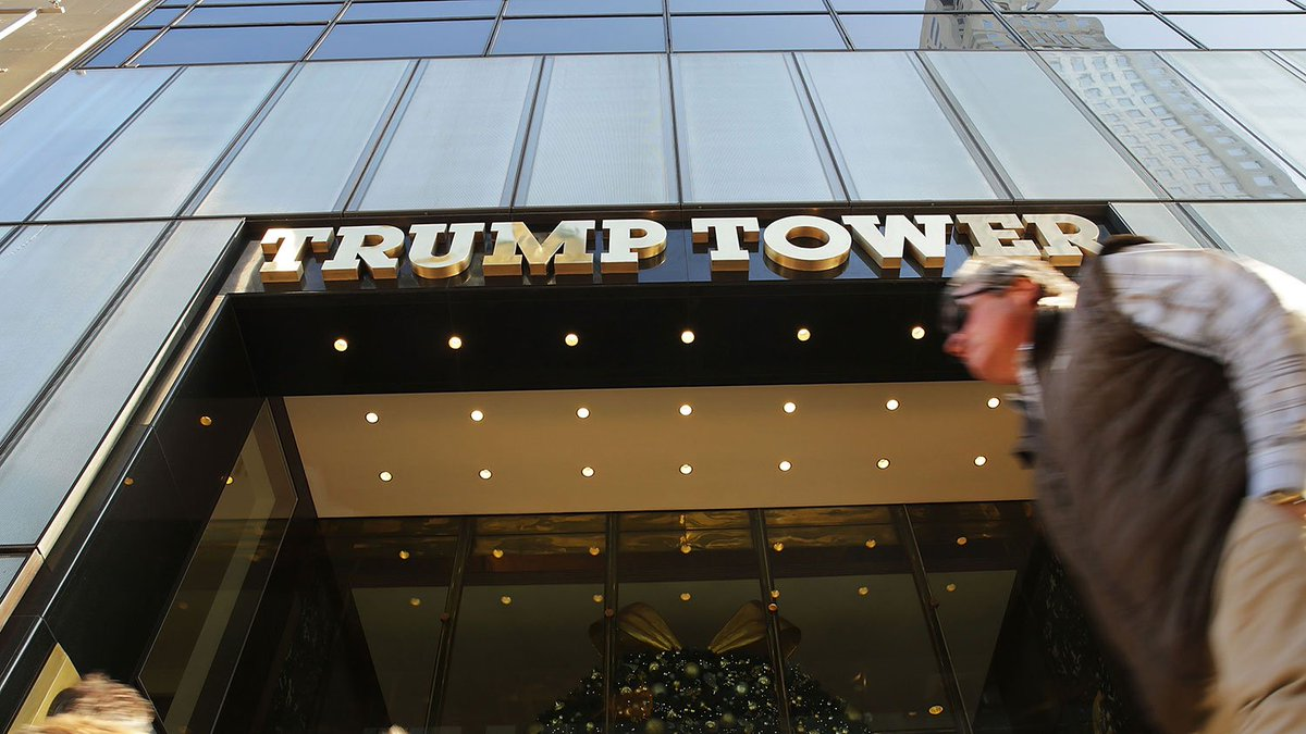 NYPD commissioner asks Congress to pay for Trump Tower security