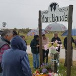 Dullstroom community prays at farm where woman was tortured to death