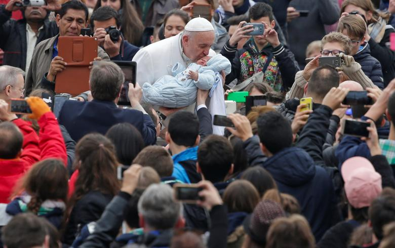 Pope suggests it is 'better to be atheist than hypocritical Catholic': https://t.co/3S91HzJPYl