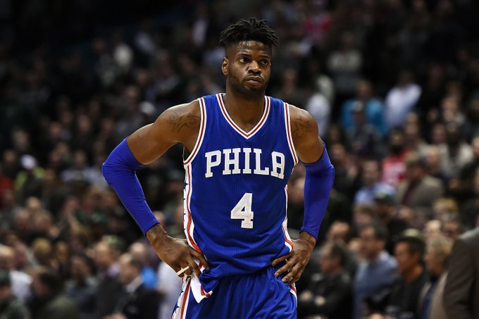 Philadelphia trades Nerlens Noel to Dallas for Andrew Bogut, Justin Anderson and a first-round pick, per @WojVerticalNBA