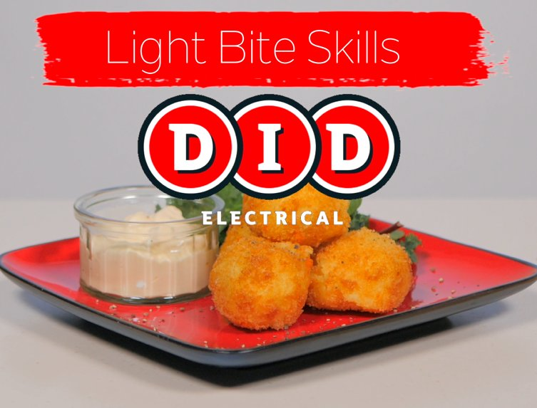 Add croquettes to your dinner w/ little effort needed thanks to this wks Light Bite Skills https://t.co/kLNs1Ty95r https://t.co/wZzTNhImqV