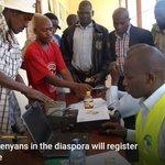 How Kenyans in the diaspora will register to vote