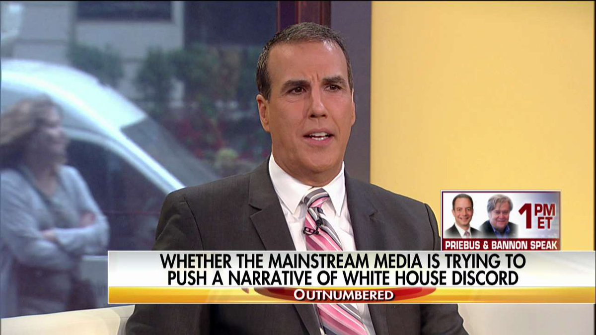 """.@judgealexferrer """"Why is a network concerned with whether @KellyannePolls is getting airtime or not?"""" #Outnumbered"""