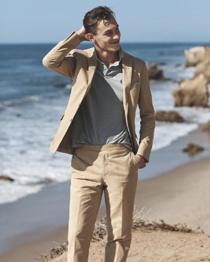 From military issue to style standard: A look at how khaki got it's cool via #RLMag https://t.co/1tGj0XMzlu https://t.co/gTJlaVKeiA