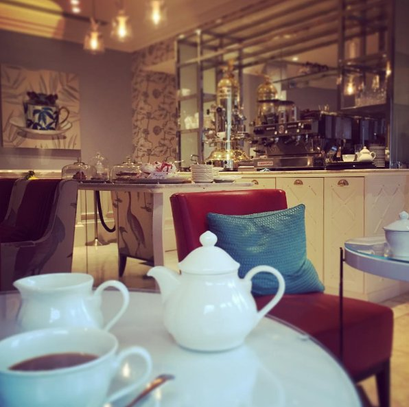 The Ampersand London's most cool afternoon tea