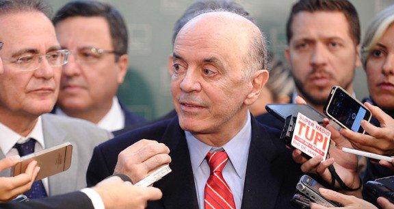 Serra reassume mandato de senador pelo PSDB de SP, mas não comparece ao Senado. https://t.co/EE7BwRyhME