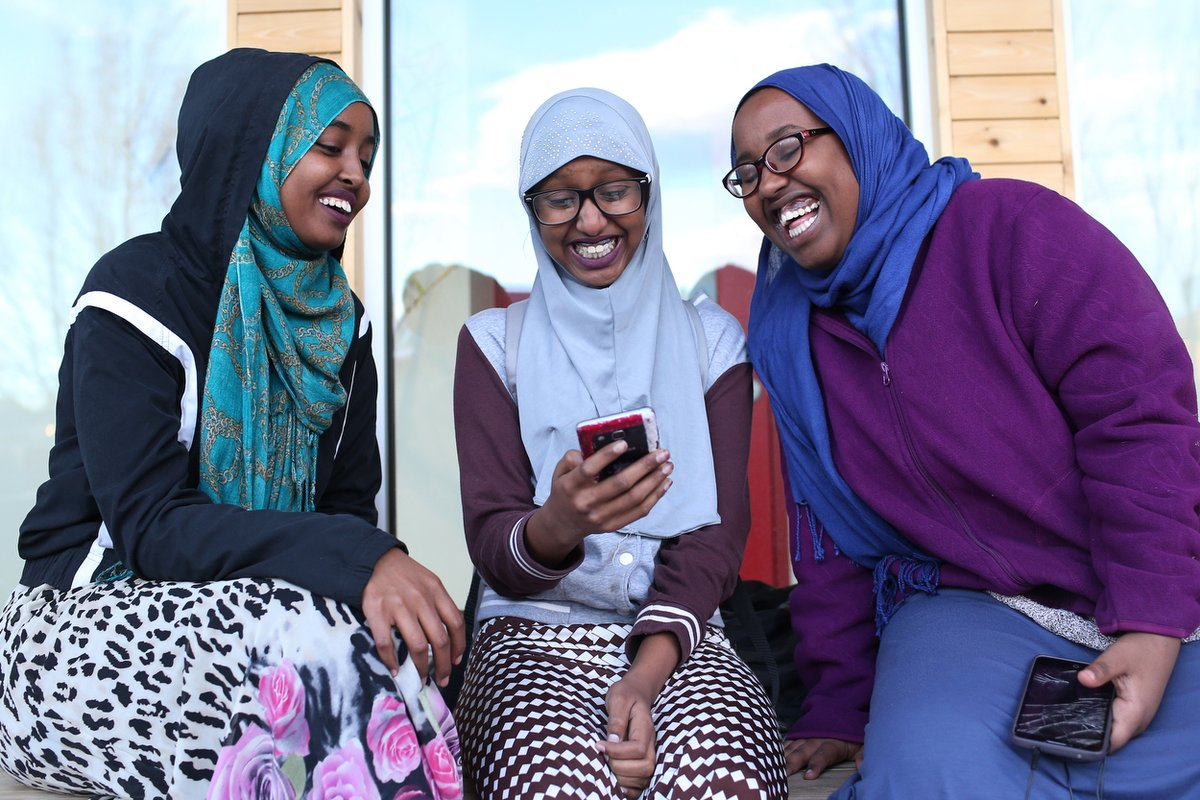 THAT'S A TAKE: Film school gives Aurora refugee students a chance to showcase their story through DAVA project