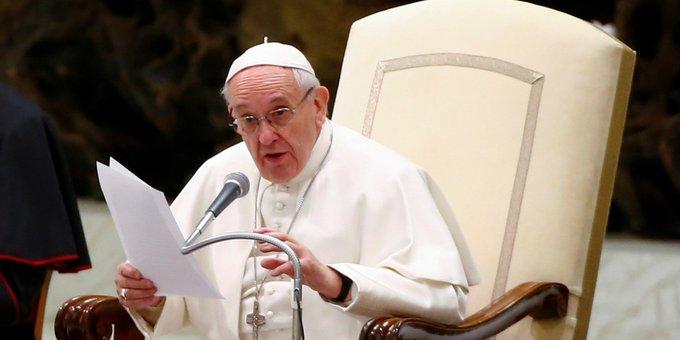 교황 '위선적인 가톨릭인보다 무신론자가 더 낫다' https://t.co/S7moNMof0F