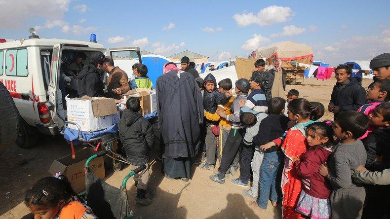#Irak #Mossoul 'Les denrées alimentaires se font rares, leurs prix explosent, l'eau potable est quasiment épuisée' https://t.co/ZIHje8Z4A7