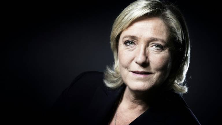 Ex-líder da Ku Klux Klan apoia a candidata francesa Marine Le Pen. https://t.co/VlsaNtszWR