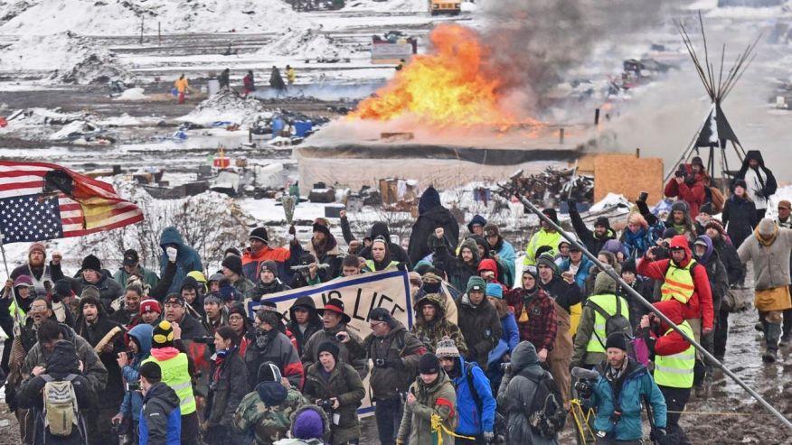 Dakota pipeline camp raided after protesters defy deadline, refuse to leave  https://t.co/mQyQagedDg #FOXNewsUS