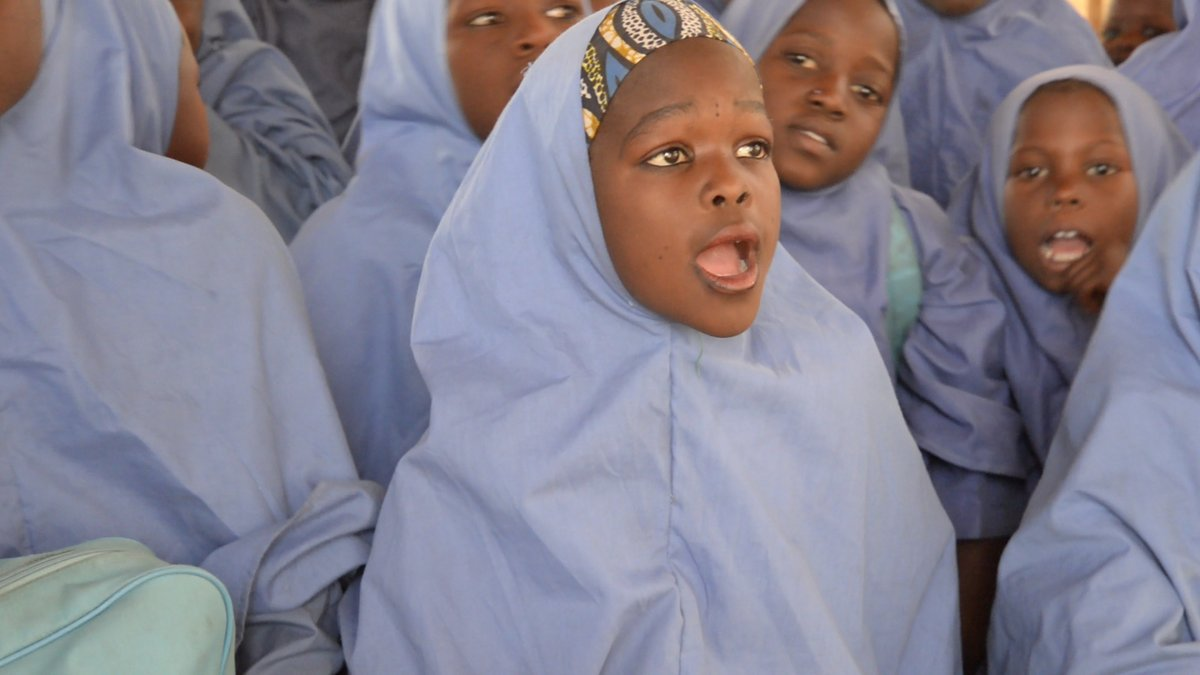 Nearly 2k schools closed w/ #BokoHaram crisis in #LakeChadBasin. #OsloHumConf can be turning point @UNICEFAfrica  https://t.co/DsVWpiMb6P