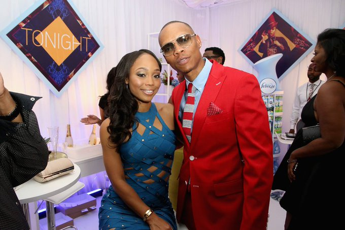 Congratulations to New Edition's Ronnie DeVoe and wife Shamari who are expecting their first child together! https://t.co/2tHLvoqHyh