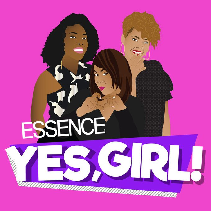 Get ready! We're launching our first podcast 'Yes, Girl': https://t.co/7NWhyMdB4z