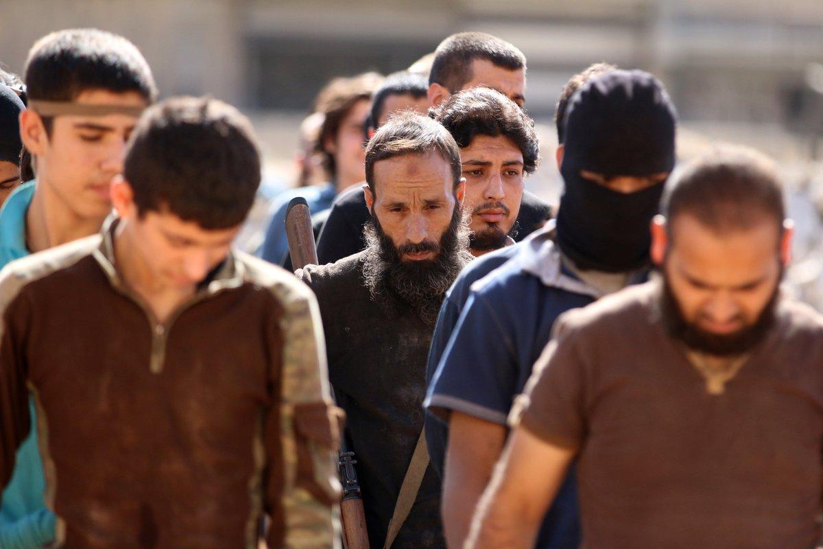 Les Etats-Unis imposent des sanctions contre deux responsables de l'ex-Front Al-Nosra en Syrie https://t.co/pRYUMDqEGa
