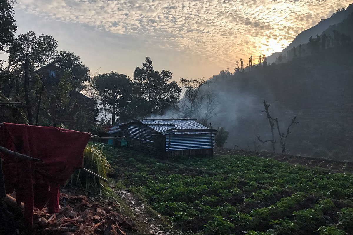 Nepal's quake survivors spend second winter in temporary homes