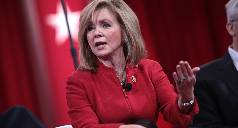 .@MarshaBlackburn claims out of state people infiltrated her town hall — records seem to show she's lying https://t.co/8ghLL8jT69