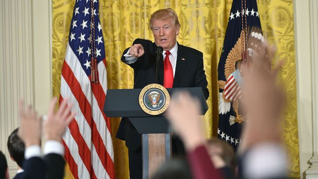 Commander of bin Laden raid: Trump's attack on media 'greatest threat to democracy in my lifetime' https://t.co/ZG9zgT9ysx