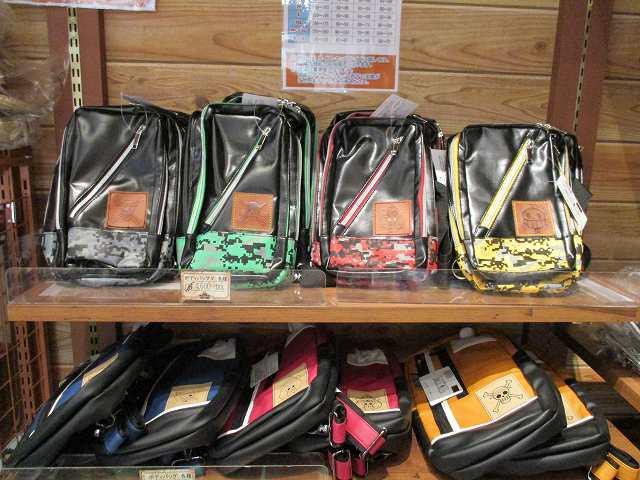 【新商品】ONE PIECEボディーバッグⅤ(ルフィ、ゾロ、エース、ロー)全4種各4,600円+税好評販売中!#麦わらス