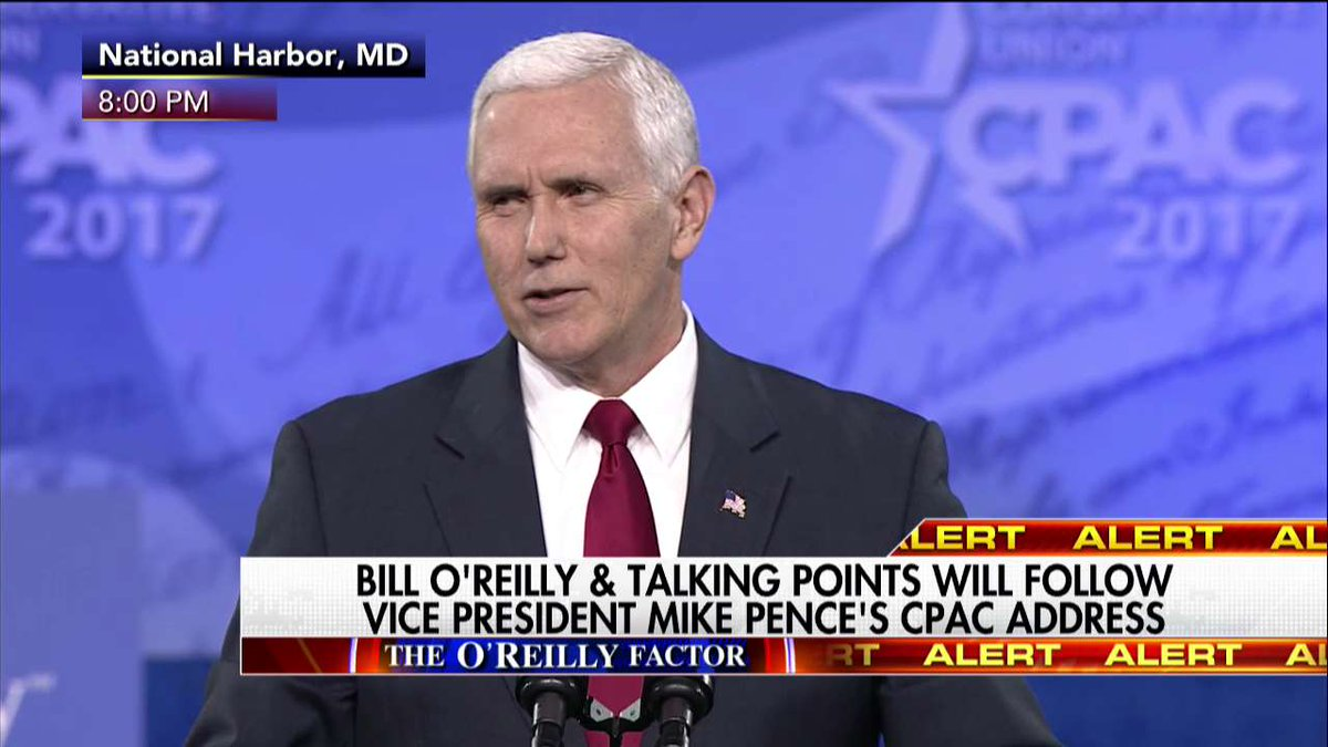 .@VP: 'Let me assure you, America's #Obamacare nightmare is about to end.' #CPAC