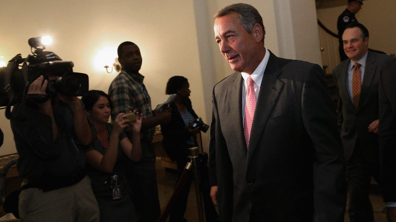 John Boehner: Obamacare repeal and replace 'not what's going to happen' https://t.co/IP0zKjewhv