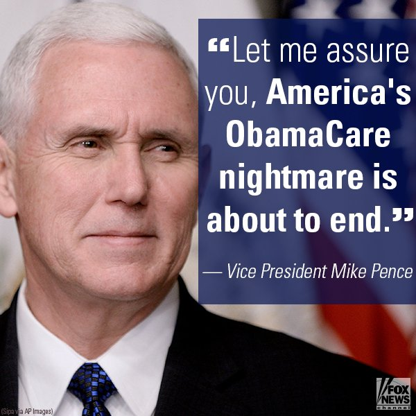 .@VP @mike_pence rallies conservatives at #CPAC2017 to repeal, replace #ObamaCare. https://t.co/XpiobAQww7