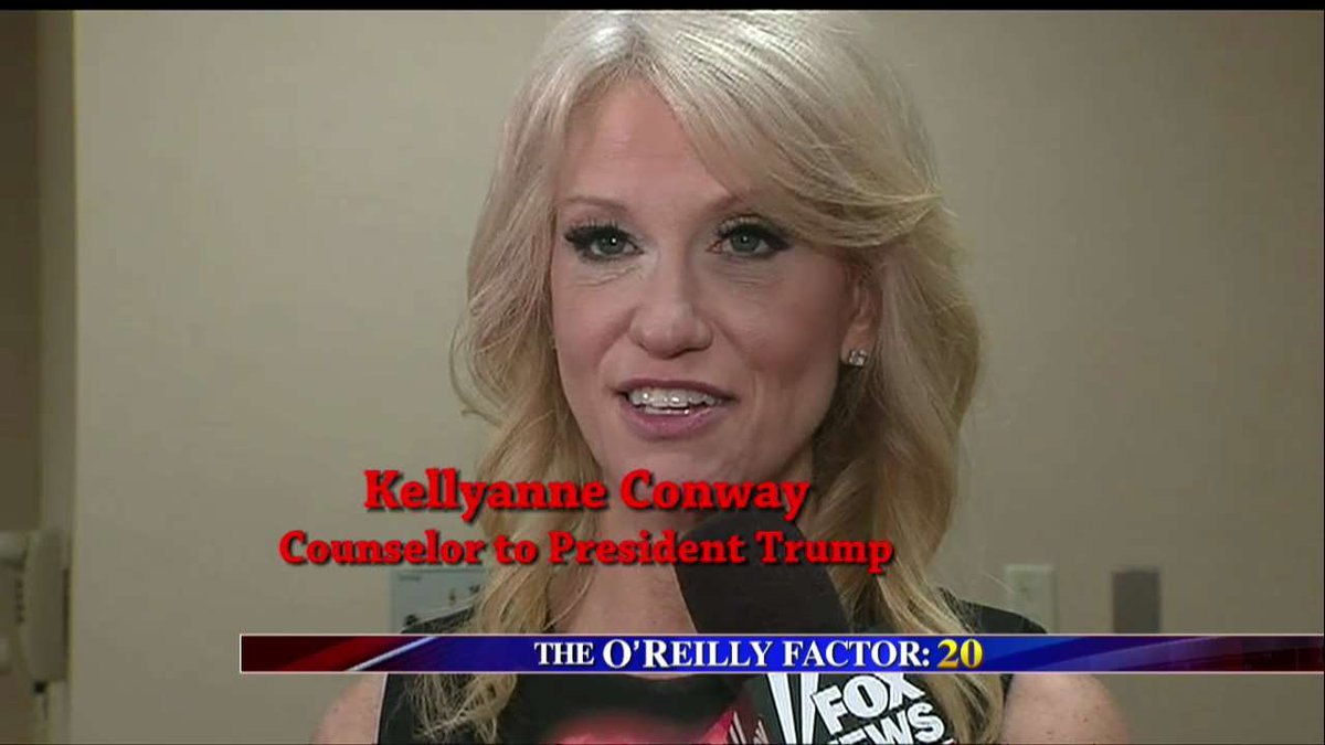 .@KellyannePolls: 'The conservative I admire the most, who's living, is @POTUS, who is really realigning the conservative movement.' #CPAC