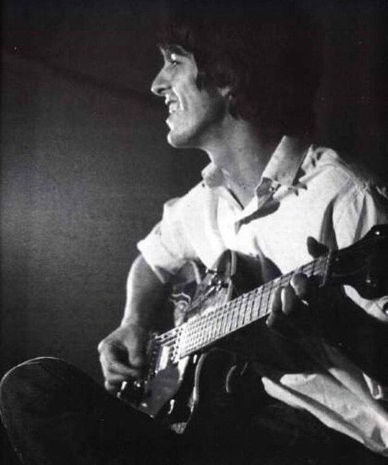 Happy birthday to my everyday every second every nanosecond every breath i breathe inspiration, George Harrison