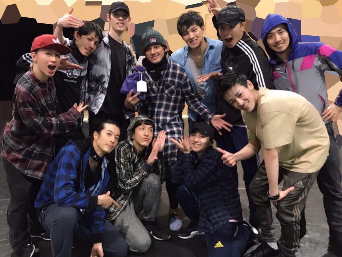 新之助先生BIRTHDAY✨皆でお祝いしました!3月4日初日ミュージカル『刀剣乱舞〜三百年の子守唄〜』アンサンブル出演: